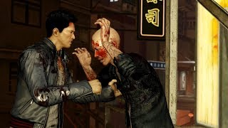 SLEEPING DOGS - GAME BRUTAL