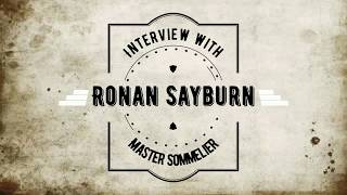 Food Vinebrations_Interview with Ronan Sayburn MS