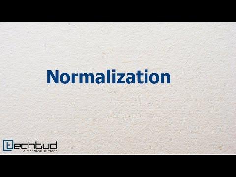Normalization | Database Management System