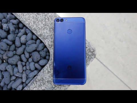 Новый Huawei P Smart - Обзор