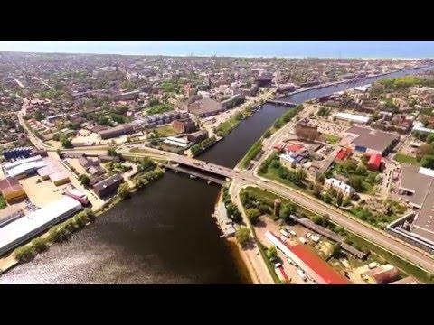 Liepāja 09.05.2016 (City center & Liepājas Metalurgs)