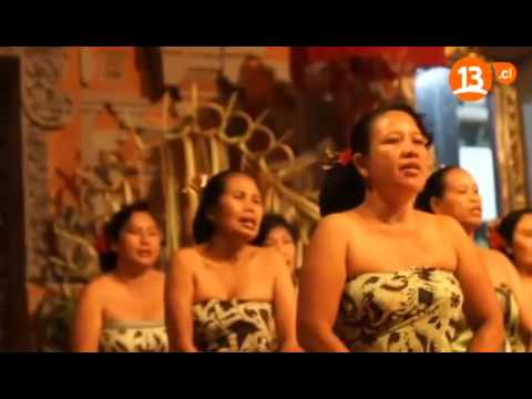 cultura milenaria bali indonesia