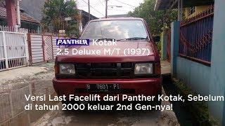 Isuzu Panther Kotak [TBR54] 2.5 Deluxe M/T (1997) - Indonesia