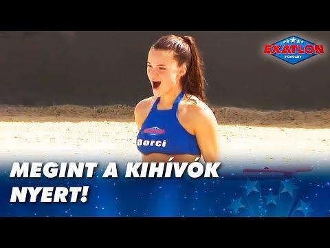 Dorka Káprázatos Előadása!   Exatlon Hungary 2. Round letöltés