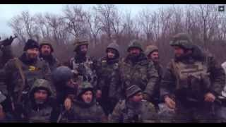 Редкие кадры: как бойцы ВСУ воевали и выходили из-под Дебальцево