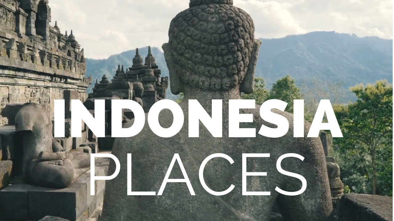 Download 10 Best Places to Visit in Indonesia - Travel Video
