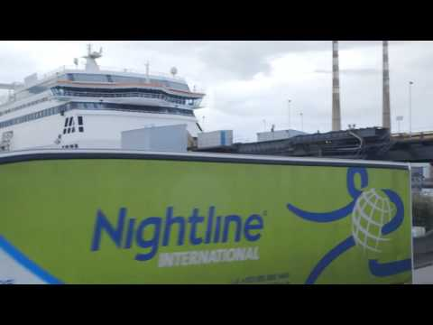 Nightline Fleet Branding by Universal Graphics