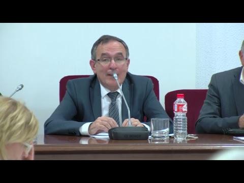 Sesion Plenaria Ayuntamiento de Torrelavega
