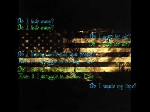 Anaesthetic (for the Pathetic) - Psyclon Nine with Lyrics