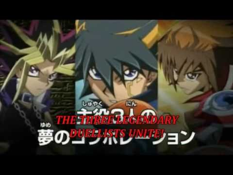 yugioh the movie abridged preview youtube