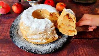Вкусный яблочный пирог 🍏