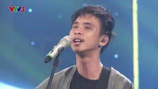 Vietnam's Got Talent 2016 - BÁN KẾT 3: Nút Vàng Việt Hương - Hát - Kiến Văn - Quang Huy