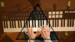 Nicole Cherry - Danseaza amandoi (cover pian) Toma Andrei