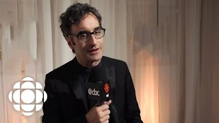 2015 Canadian Screen Awards - Don McKellar wins for Sensitive Skin | CBC Connects
