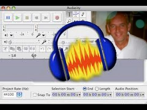 Audacity the simple way to start recording your voice