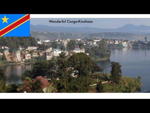 Wonderful Dem.Rep. of Congo / La Rép.Dém du Congo Formidable