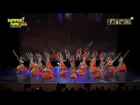 Malhar   SPB   SHIAMAK Vancouver Summer Funk 2018   Dance Performance