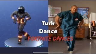 Fortnite Dance Challenge Real Life (Take the L, Best Mates, Floss...)