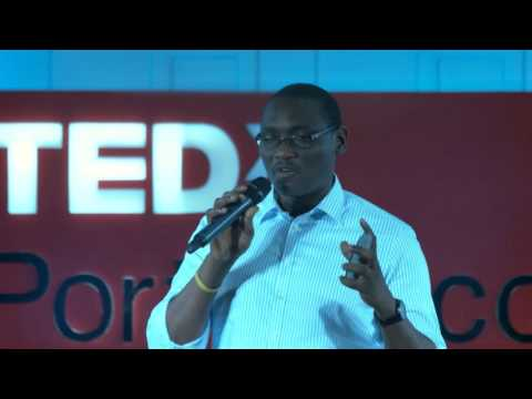 Rethinking Money | Justin Ijeh | TEDxPortHarcourtSalon