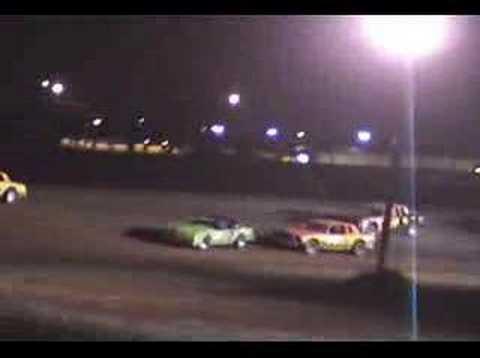 Monett Speedway Heat 09-02-07