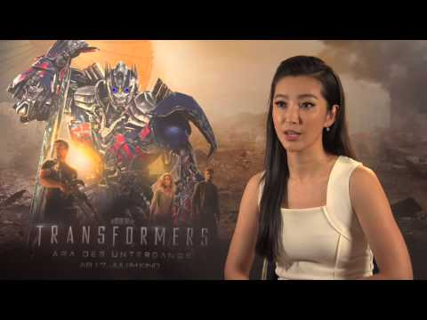 Bingbing Li  Transformers 4 lovely and beautiful chinese Moviestar