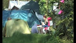 Campingplatz am Gobenowsee