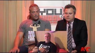 Rob Van Dam Talks Jeff Hardy - How Big Is Batista's Dick? + Responds To Kevin Nash