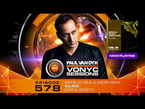 Paul van Dyk - VONYC Sessions 578