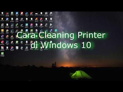 Cara Memperbaiki Servis Printer Cartridge Tinta Tidak Keluar Canon IP 2770 dan Semua Tipe. Cartridge.