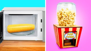 POPCORN Hacks And Crafts || DI…