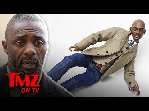 New Idris Elba Doll Is God Awful  TMZ TV
