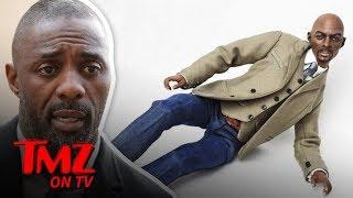 New Idris Elba Doll Is God Awful | TMZ TV