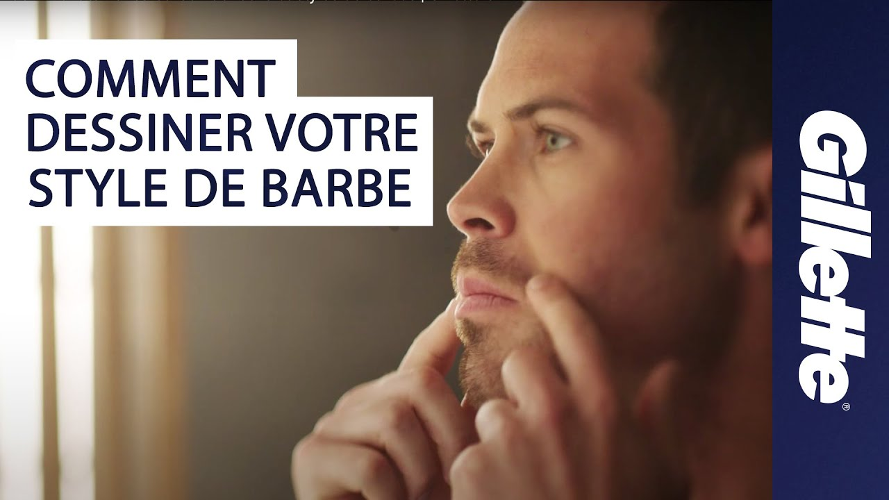 comment tailler sa barbe conseils et styles de barbes gillette styler youtube