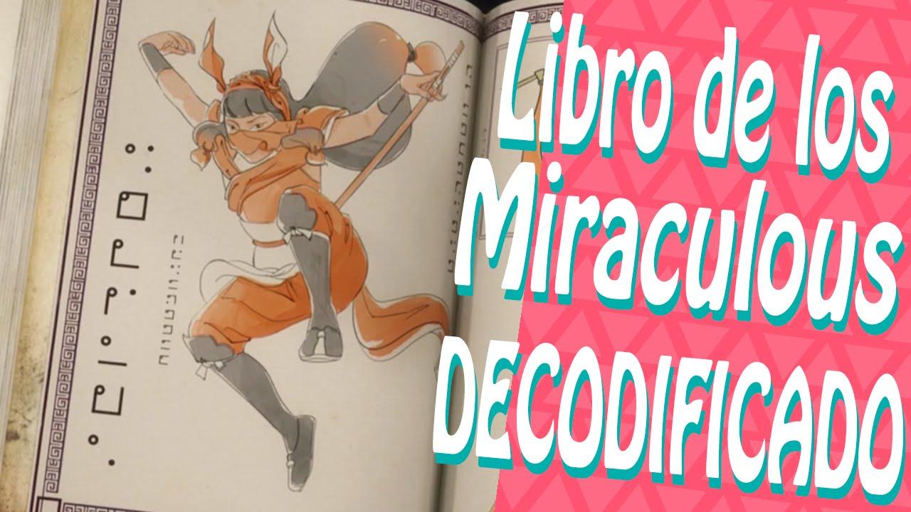 Prodigiosa: Las aventuras de Ladybug   Libro de los Miraculous ...
