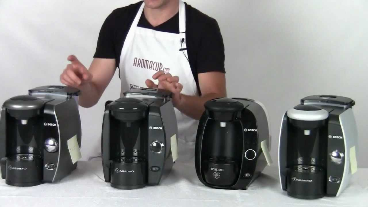 Electronic Bosch Tassimo T20 Coffee Machine bosch tassimo t10 vs t20 t45 t65 coffee maker youtube