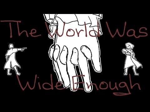 The World Was Wide Enough - Hamilton (Animatic)