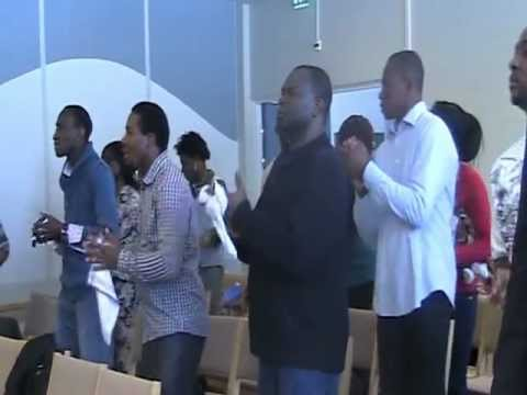 RCCG,Jesus Centre, 10.3.2013. Turku Finland Part 2