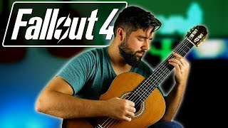 FALLOUT 4 MEETS CLASSICAL GUITAR