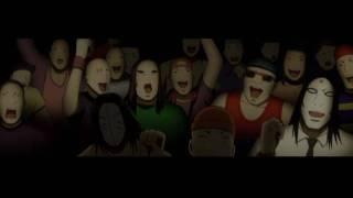 Detroit Metal City - Рэп и Метал битва