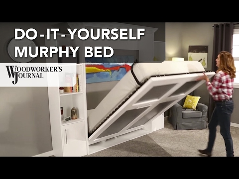 Do-It-Yourself Murphy Bed