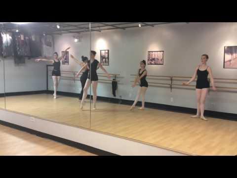 """""""Rock Ballet""""- Bohemian Rhapsody Reprise, Adv. Ballet, 3/16/17"""
