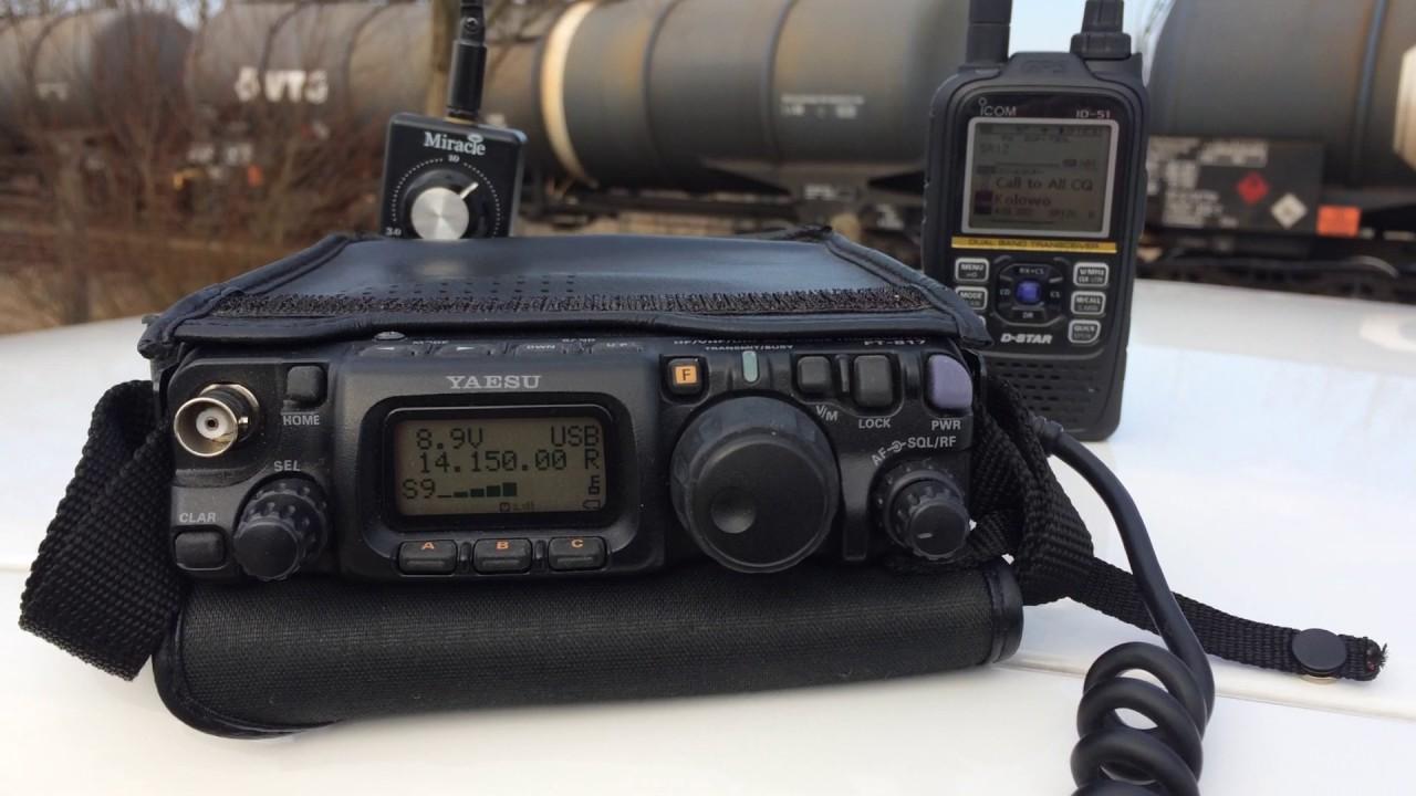 Antennas   FT-817 & FT-817nd