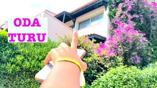 Otel Oda Turu Vlog. Ecrin Su Çoban