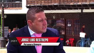 Jaque, invitado Jorge Luis Restrepo Personero de Rionegro parte 2