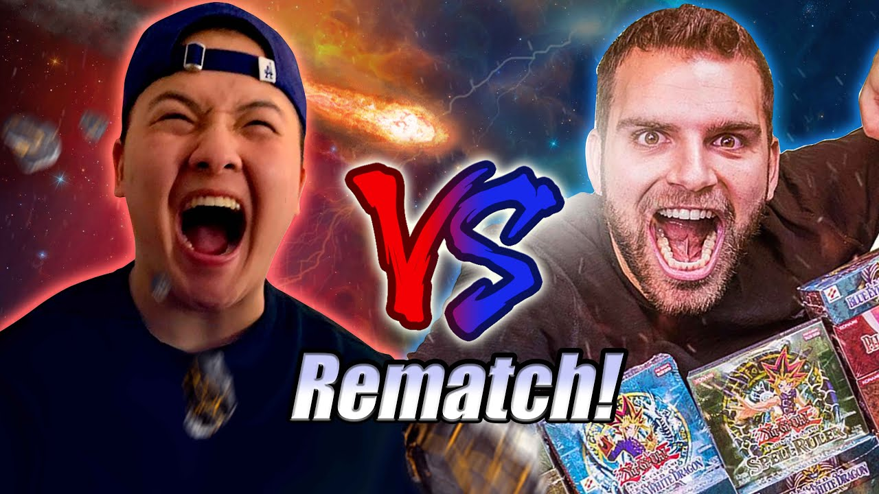 Download Yu-Gi-Oh! THE ULTIMATE REMATCH BATTLE - TeamSamuraiX1 Vs. SimplyUnlucky!
