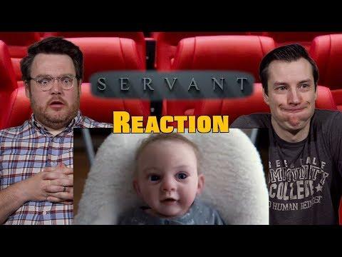 Servant - Trailer Reaction