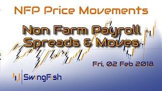 Watch NFP (Non-Farm Payroll) Market Reaction