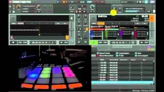 Traktor Kontrol F1 Drum and Bass Mix