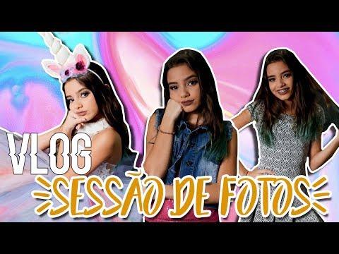 SESSÃO DE FOTOS - VLOG E MAKING OF
