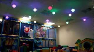 Светодиодные потолочные RGB светильники в виде шариков(, 2012-04-21T08:29:51.000Z)